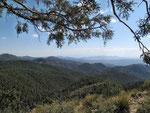 Aussicht von Blue Vista