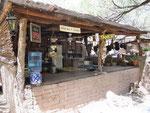 El Tanichi - die Outdoor Cantina