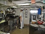 USS Midway - Kombüse