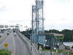 Alte Hebebrücke...