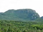 Hike auf den Gros Morne: 16 km one way, 800 Höhenmeter