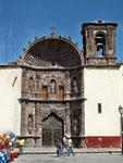 San Miguel hat viele Kirchen...