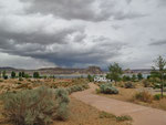 Wahweap Campground - Thunderstorms 2