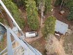 Dry Park Watch Tower - von ganz oben