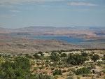 """Lake Powell und """"irgendwo"""" auch Bullfrog"""