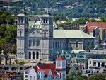 Blick auf St. John's - vom Signal Hill