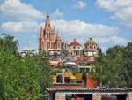 wohl der schönste Ausblick in San Miguel...