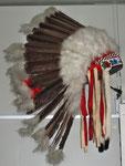 Kopfschmuck der Plains Indianer