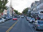 Neu-England Kleinstadt...