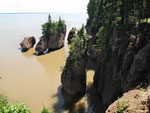 The Hopewell Rocks - Impressionen bei FLUT