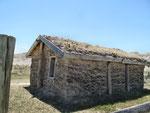 Grassoden Haus