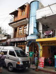 das schmalste Hotel in Panajachel