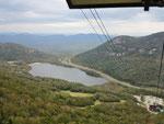 Cannon Mt. - Blick auf Echo Lake