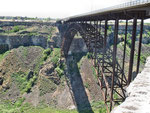 Brücke über Snake River