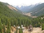 "Mining along the ""550"""