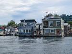 Hausboote - Leben auf dem Wasser
