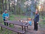 Hannagan Meadow Campground