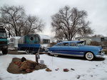"Albuquerque, ""Enchanted Trails"" RV Park & Trading Post - zu vermieten..."