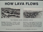 How Lava flows...