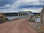 Brücke über dne Churchill River