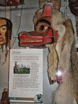 Maske der Gitxsan Nation