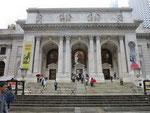 """N.Y. Public Library - die Erste """"Filiale"""""""