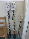 """""""Ugly Stick"""" - typisch NFLD-Musik-Instrument - gibt's auch im Shack...:-)"""