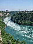 Niagara River zum...