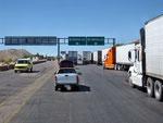 nach Nogales, USA