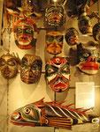 Indianische Masken