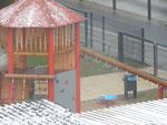 Baustelle Kinderspielplatz. ©Zarahzeta2015