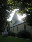 Ev. Kirche Flierich --- Süd-Ost-Ansicht