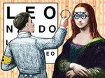 Mona Lisa & der Augenarzt