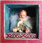 Angel, 2013, 10 x 10 x 6 cm