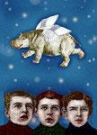 Hippo-Angel (available as postcard)