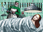 Mona Lisa &  der Chirurg