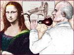 Mona Lisa & der Ohrenarzt