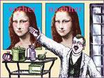 Mona Lisa & der Dermatologe