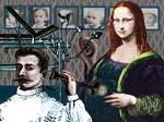Mona Lisa & der Gynäkologe