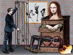 Mona Lisa & der Orthopäde