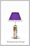 Tischlampe Viola Holzdesign Irene Prosinger
