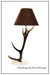 Hirschlampe Heinrich  Holzdesign Irene Prosinger