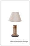 Tischlampe Kitzbühel Holzdesign Irene Prosinger