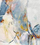 lost and found / Acryl a. LW - 100 x 100 cm
