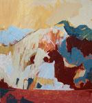 Acryl a. LW. - 90 x 80 cm