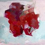Dialog Form und Farbe / Acryl a.LW. - 60 x 60 cm