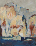 Acryl a. LW. - 40 x 30 cm