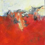 Acryl a. LW. - 80 x 80 cm