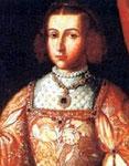 """Doña Germana de Foix (1488-1536) enterrada en Sant Miquel dels Reis"""" València."""