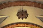 Reloj de la iglesia.